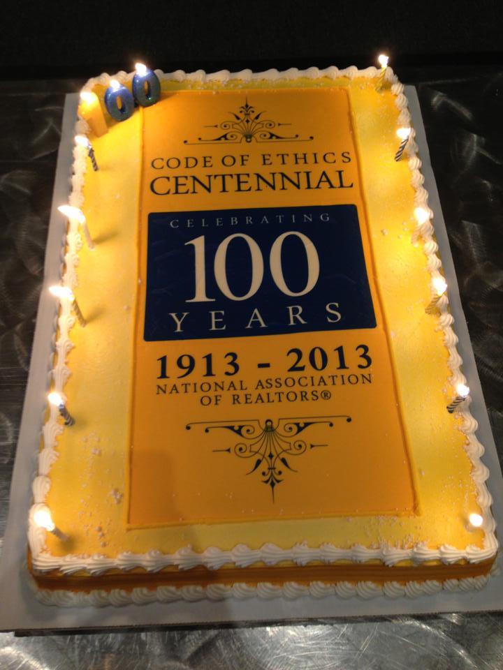 NAR COE 2013 Celebration Cake