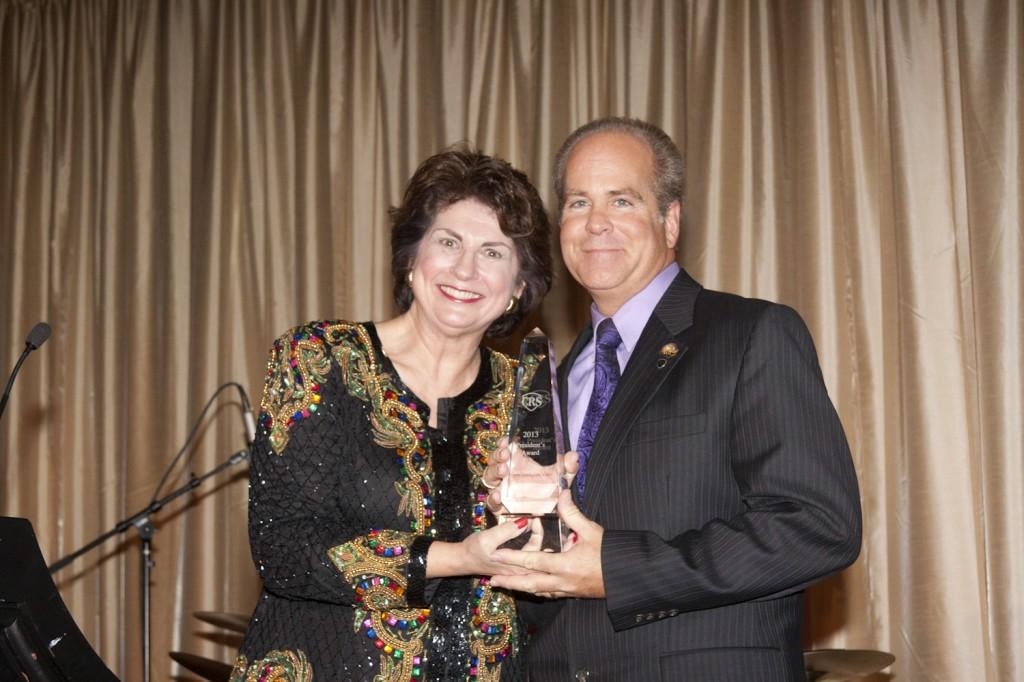 Tenggren - 2013 CRS President's Award