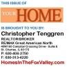 "Christopher Tenggren's November/December '15 ""YourHome Newsletter"""